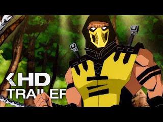 [Movie] Mortal Kombat Legends: Scorpion's Revenge (2020) | Adventure Mp4