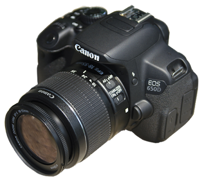 best entry level Canon cameras canon eos 650d