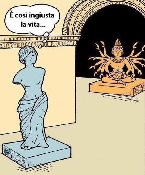 Píldoras de italiano Venus vs Shiva