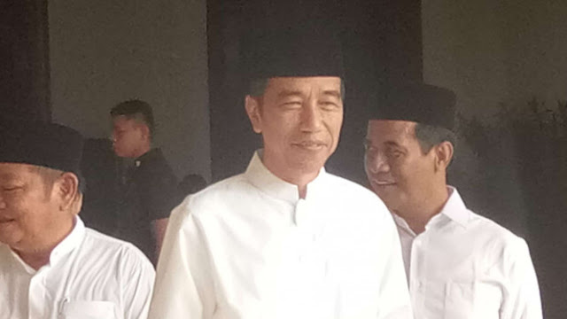 Jokowi: Di Tangan Pemuda, Negara Ini akan Maju