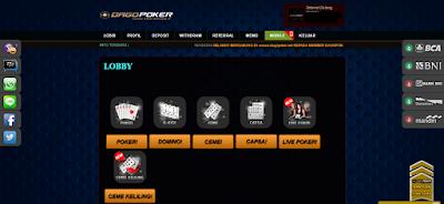 Dago Poker   Poker Online Terbaik dan Terpercaya    Banyak Bonusnya, Duduk Main Menang !!!