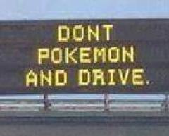 Jangan Pernah Ikut Bermain Pokemon Go