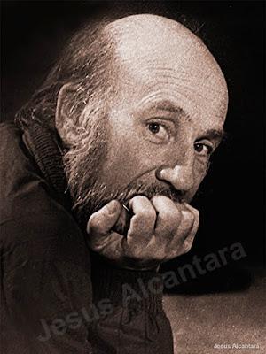 Adolfo Marsillach en 1995. Fotografía Jesus Alcantara.