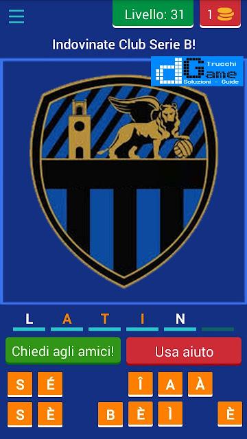 Calcio Italiano - Logo Quiz soluzione livello 31 32 33 34 35 36 37 38 39 40 | Parola e foto