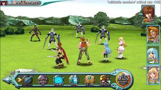 RPG Alphadia Genesis Mod APK Unlimited Money RPG Alphadia Genesis Mod APK Unlimited Money