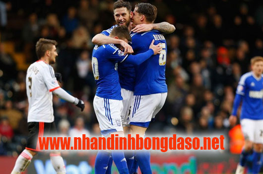 Ipswich vs Sheffield Wed. www.nhandinhbongdaso.net
