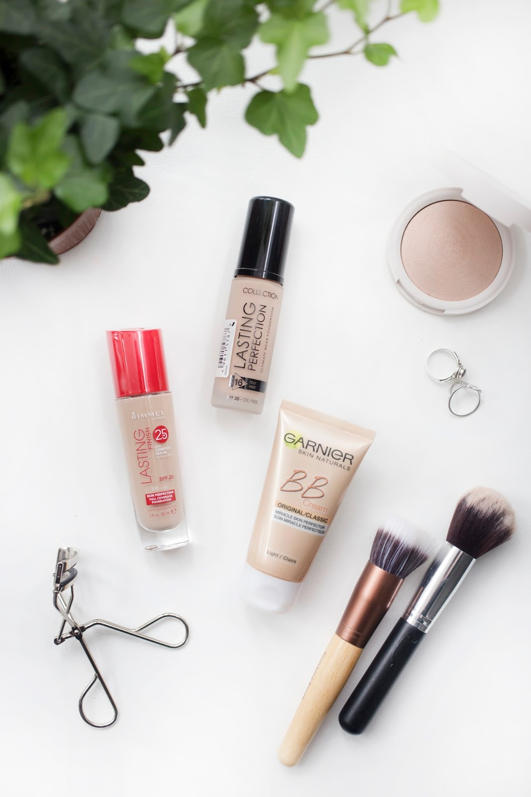 Three Favourite Foundations
