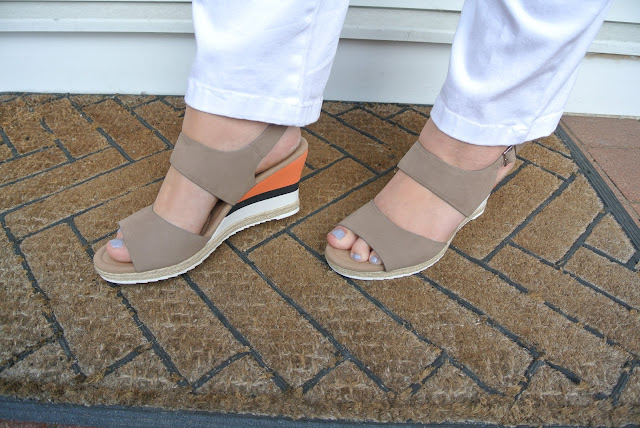 Hotter Breeze Wedges