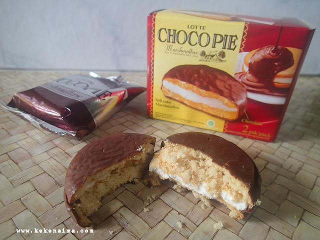 Lotte choco pie, best moment best bonding