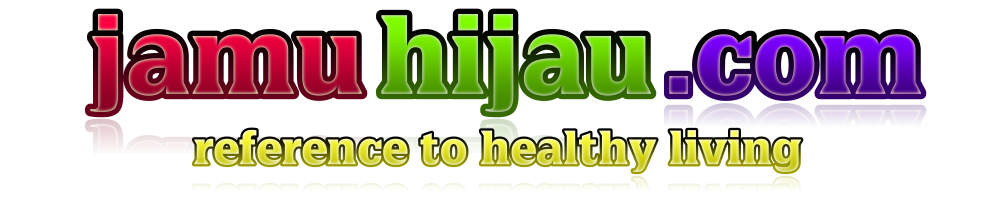 Jamu Hijau | Ramuan herbal back to nature