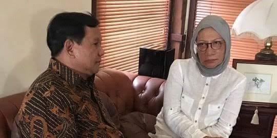 Viral! Pengakuan Blak-Blakan Prabowo Soal Kebohongan Ratna S