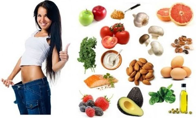10 Best Food in Diets to Lose Weight Fast