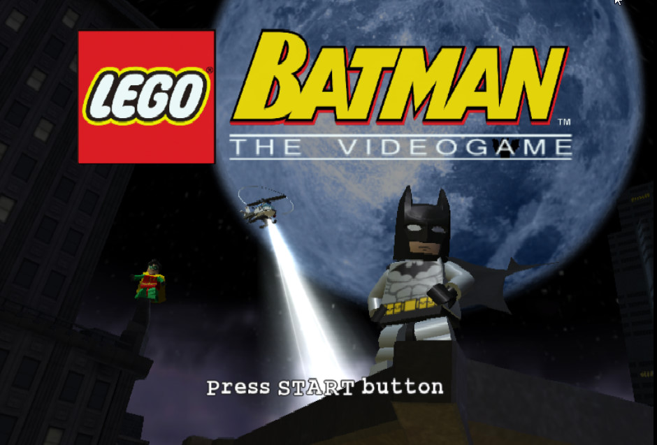 Download Game Lego Batman The Video Game PS2 ISO ...