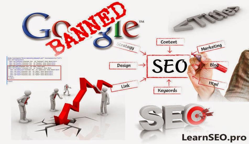 seo banned