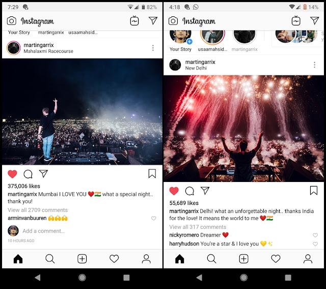 Martin Garrix At His India Tour - Sourajit Saha Instagram