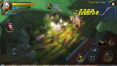 Free Download Broke Dawn 2 HD MOD APK Terbaru Cheat (Unlimited Ammo) Full Version for Android