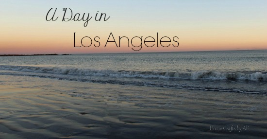 A Day in Los Angeles. Photos from a vacation in Southern California