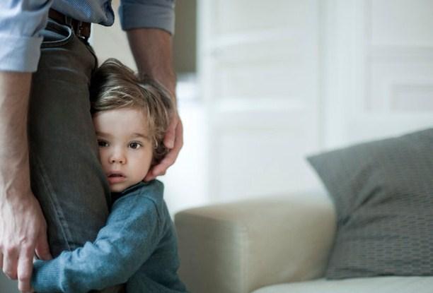 Cara Mendidik Anak Penakut