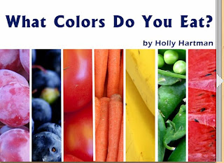 What Colours Do You Eat