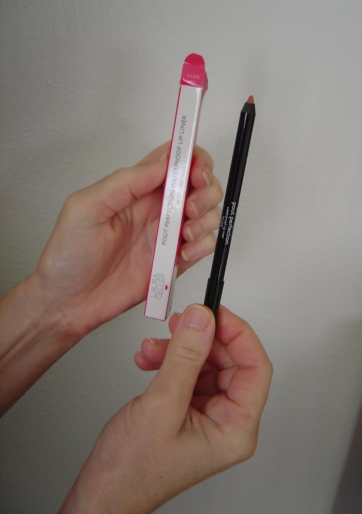 Laura Geller Pout Perfection Waterproof Nude Lip Liner