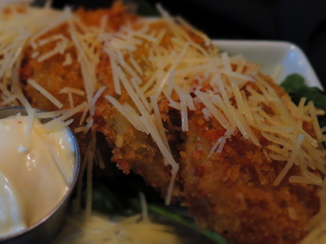 Hash House a Go Go at the Linq Fried Green Tomatoes