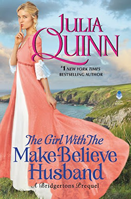 Book Review: The Girl with the Make-Believe Husband, by Julia Quinn, 5 stars