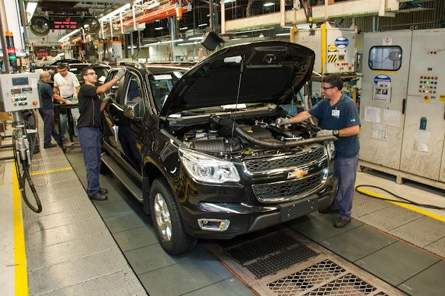 GM promete 20 modelos até 2022 no Brasil