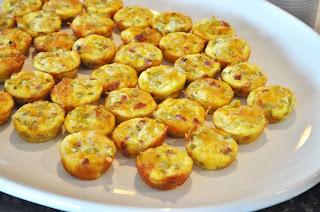 Southwest Frittata Bites