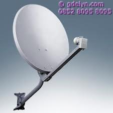 antena offset,lnb ku band,lnbf,gdelyn
