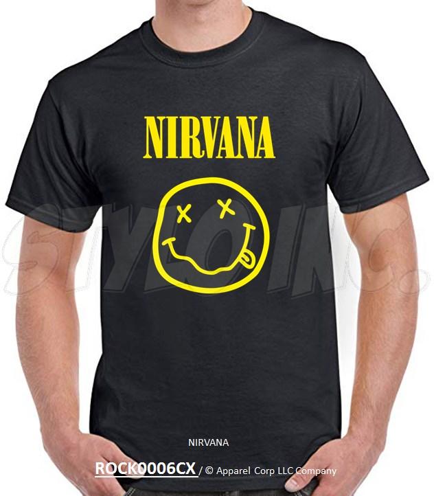 ROCK0006CX NIRVANA