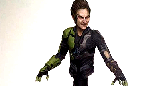 Harry Osborn and Electro (The Amazing Spider Man 2 ... |Harry Osborn And Electro