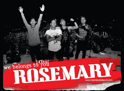 Download Lagu Rosemary Full Album Lengkap