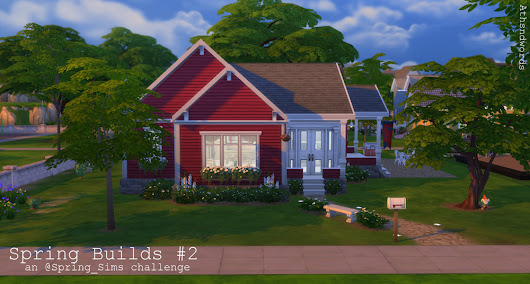 A Spring_Sims challenge: SpringBuilds #2