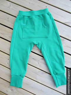 Nosh Baggy housut