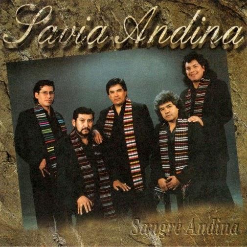 Letra de Savia Andina