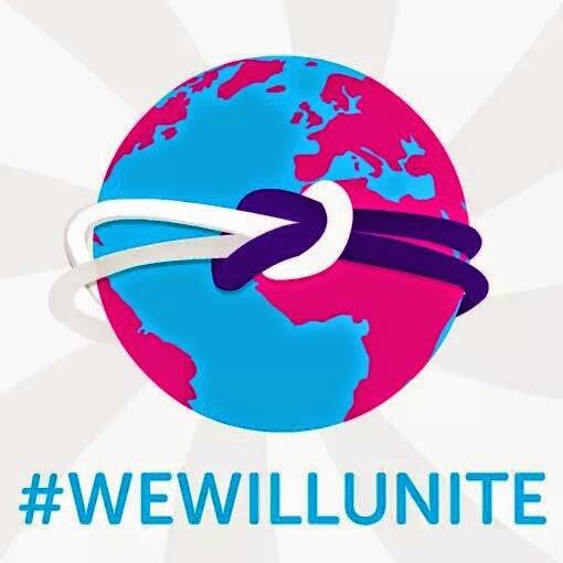 #wewillunite