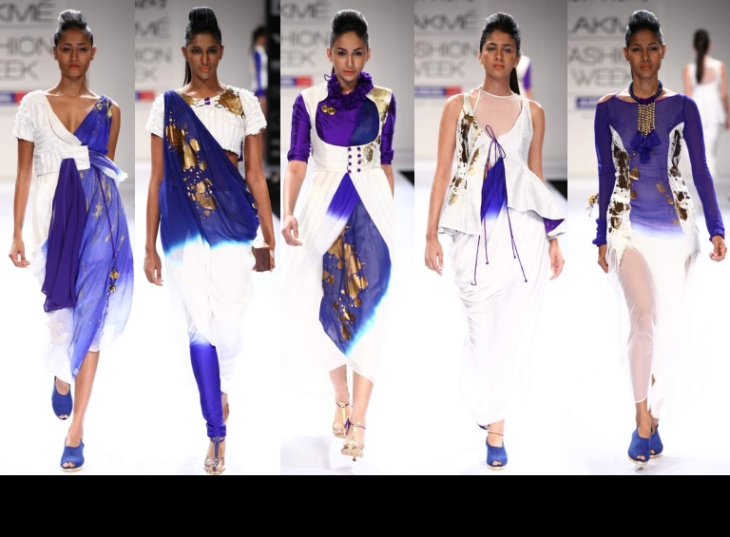 Lakme Fashion Week Designer Aniket Satam Independent Fashion