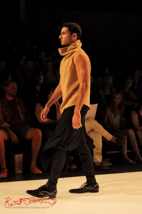 David Zheng; menswear -  New Byzantium : Raffles Graduate Fashion Parade 2013 - Photography by Kent Johnson.