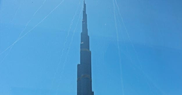Stock Pictures: Burj Khalifa the world's tallest building