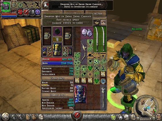 Dungeon Siege II+Broken World ScreenShot