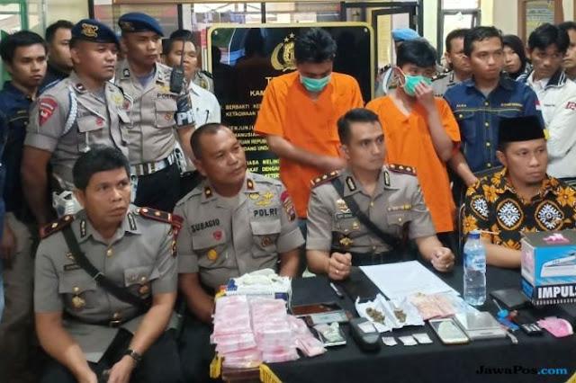Tak Bisa Mengelak, Oknum TNI dan Brimob Jadi Bandar Narkoba