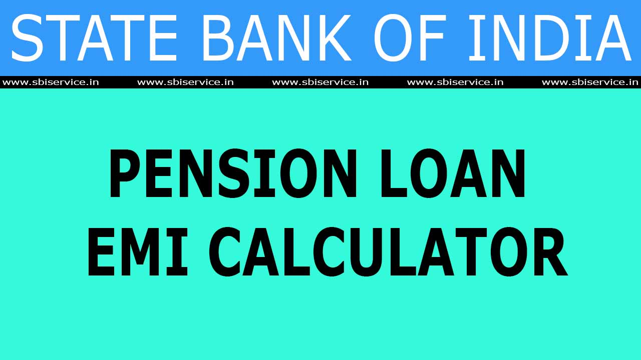 Sbi home loan emi calculator | how to calculate sbi home loan emi.