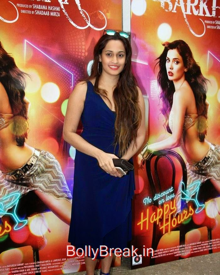 'Barkhaa' Trailer Launch, Hot Pics of Sara Loren, Shweta Pandit At 'Barkhaa' Trailer Launch