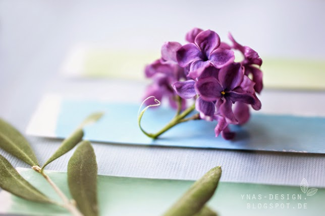Ynas Design Blog, Flowerdecoration, Flieder, Lilac