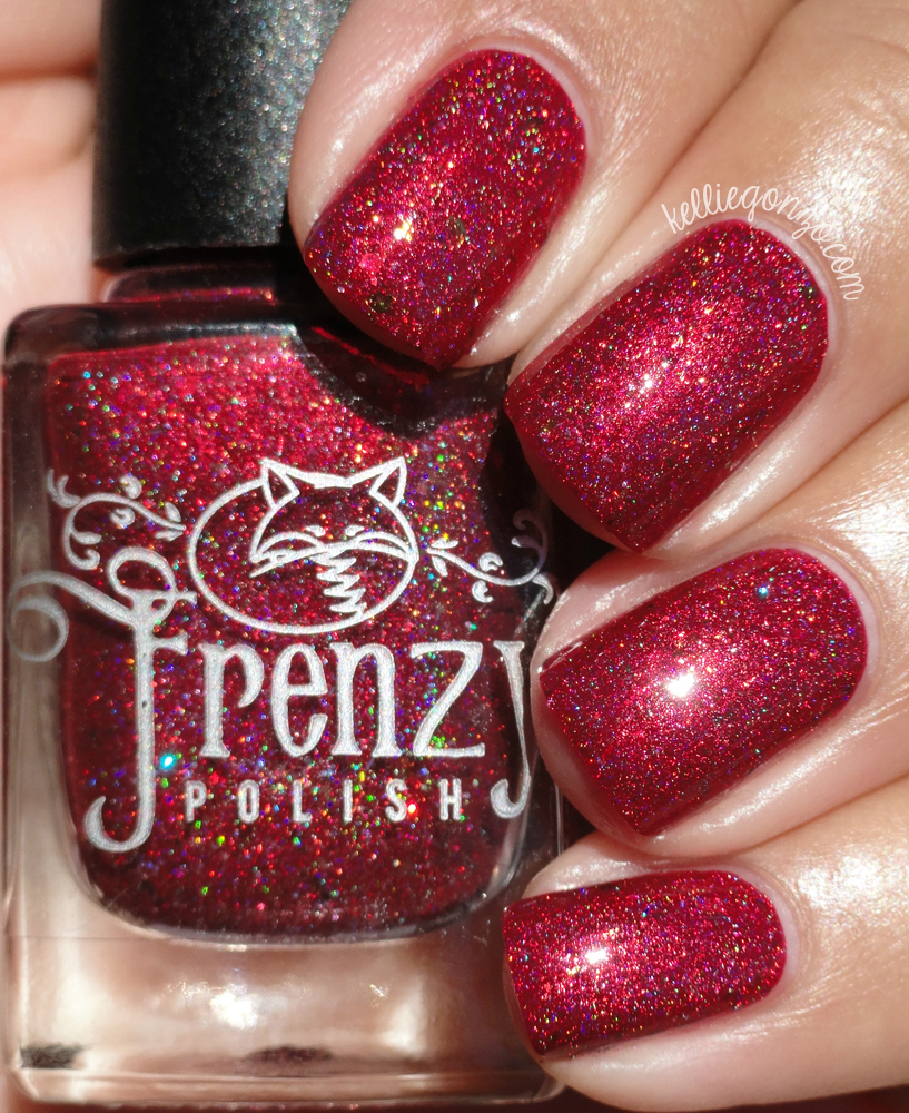 Frenzy Polish Ruby Throated Rebel