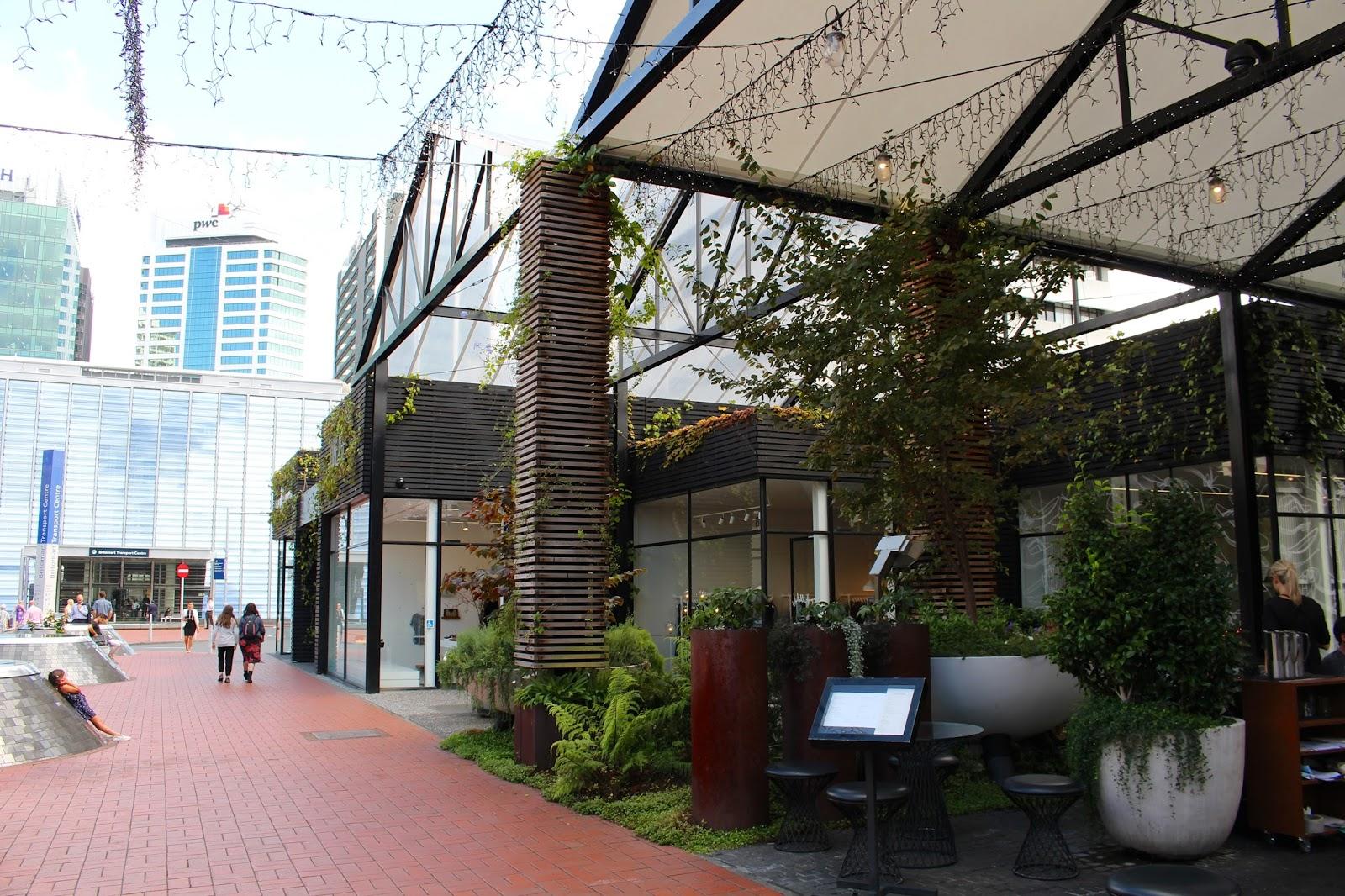 Auckland Hotspot guide - Britomart