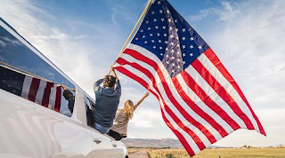 American Flag Sales Surge Amid 'Rise In Patriotism'
