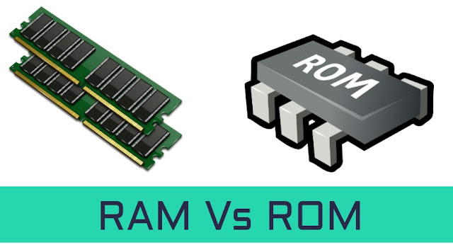 Short Bytes: RAM (Random Access Memory) and ROM (Read-only Memory) are the two important memory types found on a computer. RAM is fast it but can't hold data permanently. The ROM can hold data but frequent read-write operations are not possible in this case. This article is about all the differences between RAM and ROM.