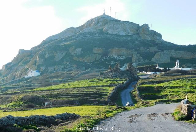 Góra Eksobourgo, Tinos