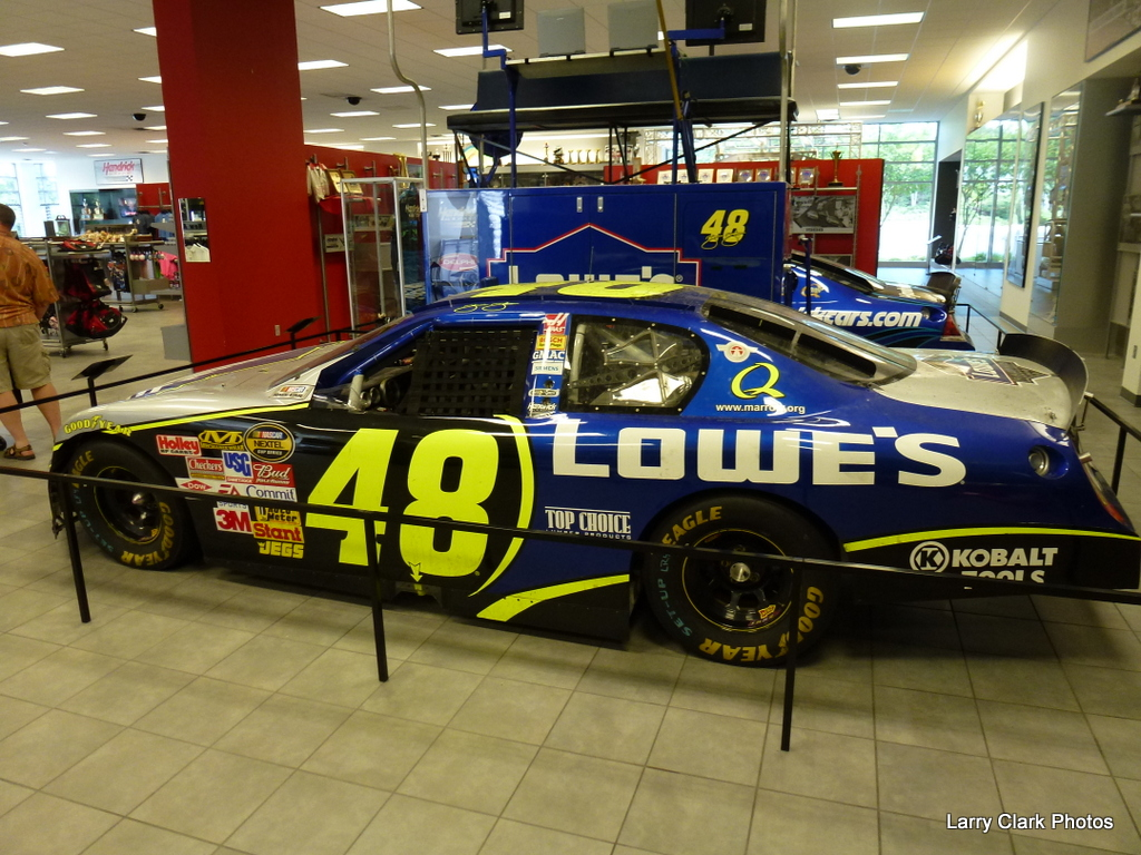 Hendrick motorsports museum for Matheny motors marietta ohio